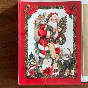 NIB Vintage Christmas Cards